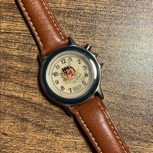 Vintage Armitron Tasmanian Devil Watch